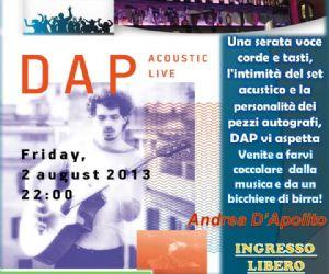 Concerti: DAP Acoustic Live