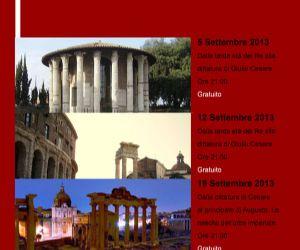 Visite guidate: Dalla tarda età dei Re alla dittatura di Giulio Cesare