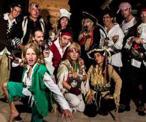 Spettacoli: I pirati, spettacolo musicale a Bracciano