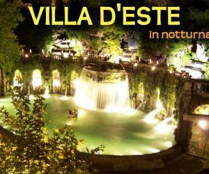 Visite guidate: Villa d'Este in notturna