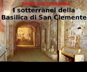 Visite guidate: I sotterranei della Basilica di San Clemente