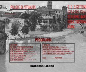Spettacoli - Festival del Micro-Reportage all'Isola del Cinema il 2 e 3 settembre