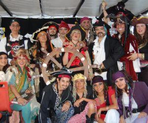 """Spettacoli: Settembre con il teatro helios. Ultimo appuntamento con """"i pirati"""""""