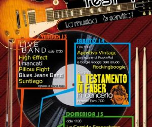 Concerti: A Frascati il September Fest 4