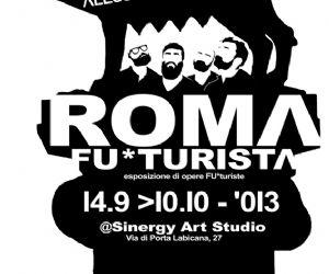 Mostre: Sinergy Art Studio presenta esposizione di opere Fu*turiste
