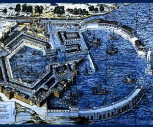 """Visite guidate - Il porto di Traiano: l'area archeologica di Portus. Apertura pomeridiana straordinaria e gratuita"""""""