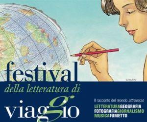 Festival: Festival della Letteratura di viaggio: il mondo in testi, immagini, musica e geografie