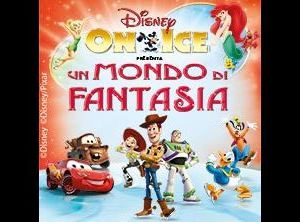 """Spettacoli - Le storie Disney più amate da generazioni di famiglie prendono vita grazie a """"Disney On Ice"""