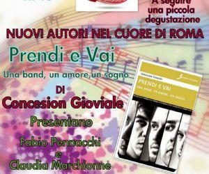Libri - Nuovi autori nel cuore di Roma