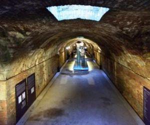 """Visite guidate: Visita alle Terme di Caracalla e ai Sotterranei aperti per la Mostra. """"I sotterranei. La decorazione architettonica delle Terme di Caracalla"""""""