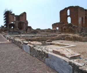 Visite guidate - In occasione delle Giornate Europee del Patrimonio, sabato 28 settembre visiteremo la Villa dei Quintili, la più grande e fastosa residenza del suburbio romano