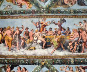Visite guidate - Gli affreschi di Raffaello a Villa Farnesina. Visita guidata