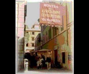 Mostre - Dal 10 al 13 ottobre tornano in strada i 100 pittori di Via Margutta. 94ma edizione