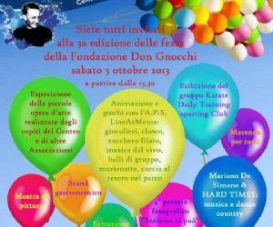 Attività: La Fondazione Don Gnocchi apre le porte per un momento di festa insieme