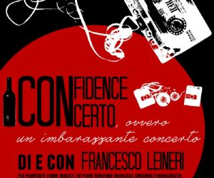 Concerti: Francesco Leineri al Teatro Studio Uno