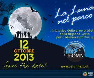 Altri eventi - Sabato 12 ottobre osservazioni della Luna