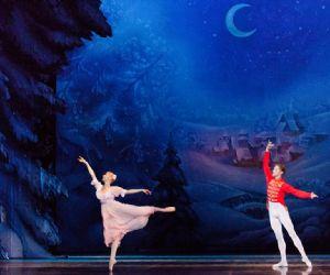 Spettacoli - Lo schiaccianoci a dicembre al teatro Brancaccio - Balletto di Mosca La Classique