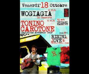 Concerti - Tra rumba e flamenco Tonino Carotone dal vivo al Rising Love