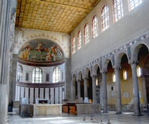 Visite guidate - La Basilica di Santa Sabina all'Aventino e il Giardino degli Aranci