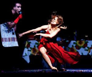 Spettacoli - DOMESTICA di Juan Diego Puerta Lopez  5-17 novembre al Teatro Lo Spazio