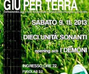 Concerti - DieciUnitàSonanti + I Demoni