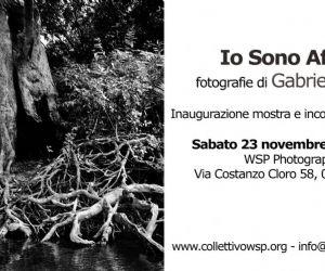 Mostre - Inaugurazione mostra di Gabriele Orlini e incontro con l'autore