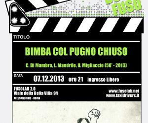 Rassegne - Proiezione del film di Claudio Di Mambro, Luca Mandrile e Umberto Migliaccio