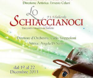 Spettacoli - L'Orchestra NuovaKlassica al Teatro Parioli. Racconto e musica dal balletto Lo Schiaccianoci di Tchaikovsky