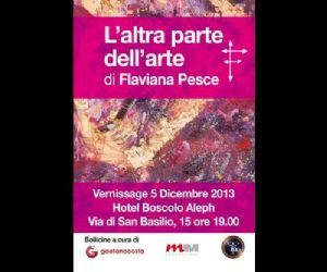 Gallerie - Mostra personale di Flaviana Pesce