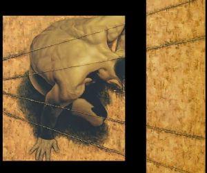 Mostre - La forza espressiva di Luigi Cervone in una mostra personale per sostenere l'A.I.S.M.