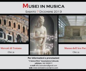 Visite guidate - MUSEI IN MUSICA…con l'Asino d'Oro