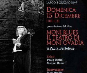 """Libri - Il teatro di Moni Ovadia""""  di Paola Bertolone"""