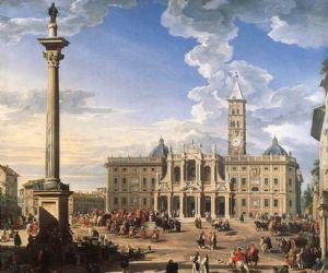 Visite guidate - La Basilica di Santa Maria Maggiore e la Loggia