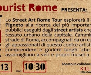 Visite guidate - Street Art Rome Tour - Il Pigneto