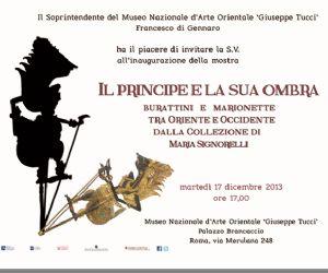 Mostre - Burattini e marionette tra Oriente e Occidente dalla Collezione di Maria Signorelli