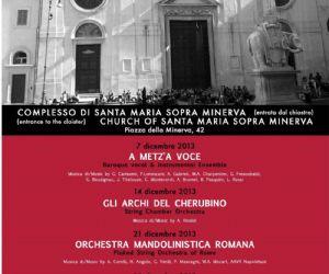 Concerti - Prima edizione