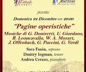 Concerti - Camera Musicale Romana presenta Pagine Operistiche