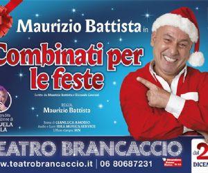 Spettacoli - Uno spettacolo scritto e diretto da Maurizio Battista
