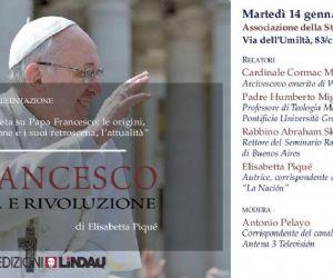 Libri - Presentazione del libro di Elisabetta Piquè su Papa Francesco