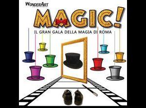Spettacoli - Il gran gala della magia di Roma