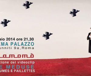 """Serate - """"Valse de Meduse"""". Proiezione e concerto-spettacolo 18 gennaio 2014 presso il Nuovo Cinema Palazzo"""