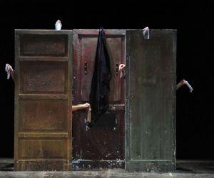 Spettacoli - Al teatro Vascello dal 21 gennaio