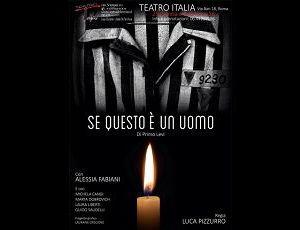 Spettacoli - La Compagnia del Teatro Torrino presenta: Se questo è un uomo al teatro Italia