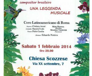 Concerti - Una leggenda musicale. Concerto per coro, pianoforte, percussioni e solisti