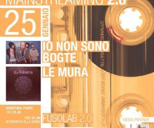 Serate - Io non sono Bogte - Le Mura Live @ Fusolab 2.0
