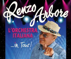 Concerti - Torna Renzo Arbore e l'Orchestra italiana