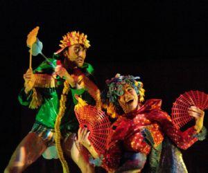 Spettacoli - Premio speciale come miglior spettacolo di teatro ragazzi nell'ambito del XVI International Theatre Festival For Children and young ad