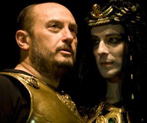 """Spettacoli - Duccio Camerini nella doppia veste di autore e attore in """"Antonio e Cleopatra"""""""