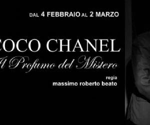 Spettacoli - Al Teatro Stanze Segrete uno spettacolo sulla vita privata di Coco Chanel