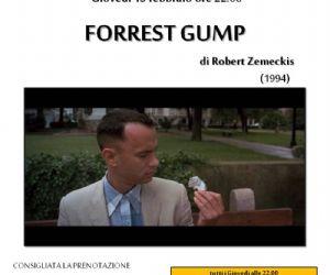 """Rassegne - Proiezione del film """"Forrest Gump"""""""